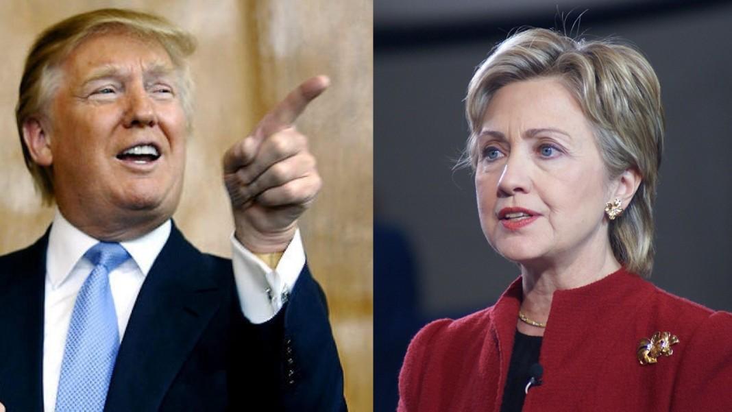 CLINTON y TRUMP: presidencia de E.E.U.U.